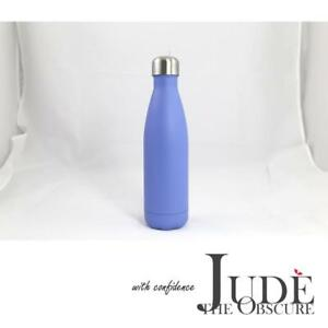 Matte-Dark-Pastel-Blue-Insulated-Stainless-Steel-Swell-Style-Water-Bottle-500ml