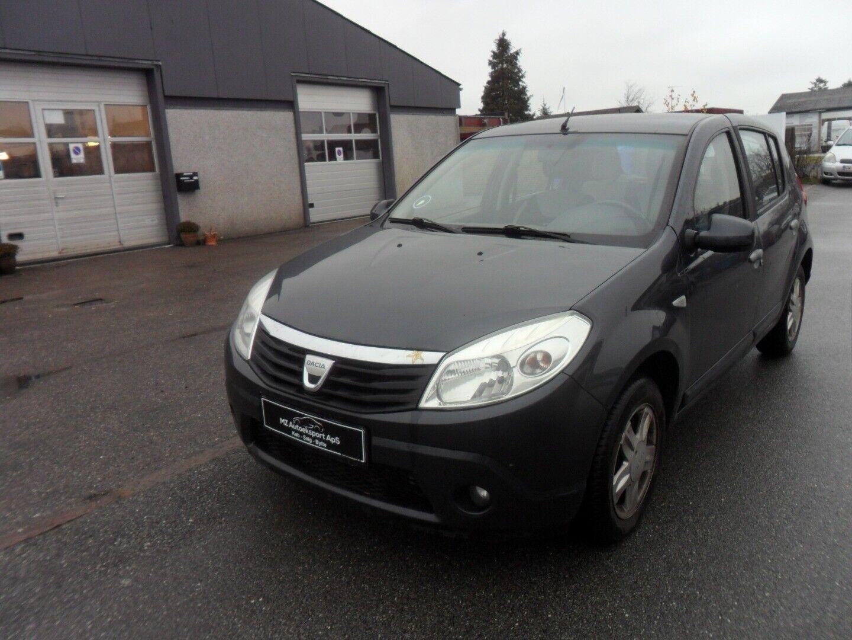 Dacia Sandero 1,6 Ambiance 5d