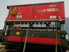 1997 Amada Press Brake Fbd Lll 1253 Fsas Picturedcomes From A Working Shop