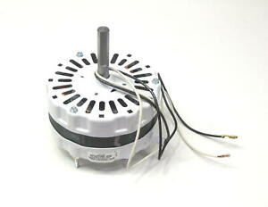 "Attic Fan Motor Ventilator for Broan 97009317 99080267 White 5"" Diameter"