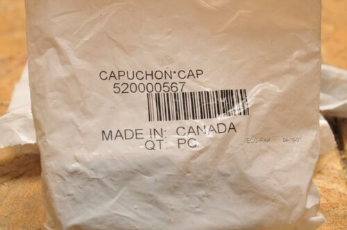 MORE BRP SKI-DOO FULL MOON CAP REAR 520000567 BUMPER 2008-16 MXZ GRAND TOURING