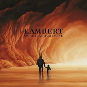 LAMBERT-Sweet-Apocalypse-2017-12-track-vinyl-LP-album-NEW-SEALED