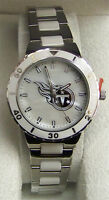 Tennessee Titans Pearl Watch Womens, Ladies Game Time Mop Wristwatch