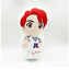 miniature 3 - Kpop BTS RM Jin Suga JHope Jimin V Jungkook Cartoon Soft Stuffed Doll Pillow