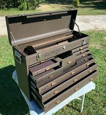 New Listingkennedy Manufacturing 52611 11 Drawer Machinists Chest