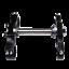 thumbnail 4 - 45/48cm Upside Down Front Fork Shock Leg Triple Tree for Honda CRF50 Yamaha ATV
