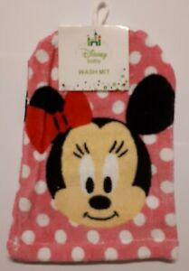 Disney Baby Minnie Mouse Wash Mitt