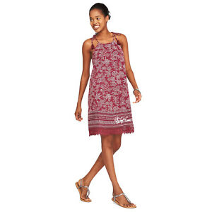 dce709bae5a NWT Old Navy High-Neck Tie-Strap Cute Beautiful Swing Summer Dress ...