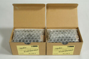 A-Pair-of-Hashimoto-Line-Input-Output-Transformers-HL-20K-6-20K-150-600-Ohms