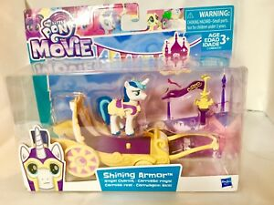 My Little Pony The Movie Shining Armor Royal Chariot