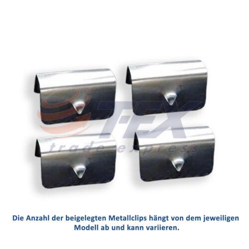 JEEP COMPASS 5 türer 2017-4 teile Windabweiser Regenabweiser Satz vorne+hinten