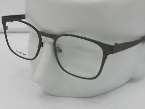 ec672909c71 Image is loading New-JOHN-VARVATOS-Titanium-Eyeglasses-V156-Gunmetal-51-