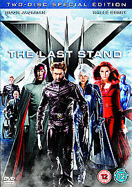 1 of 1 - X-Men 3: The Last Stand [2 Disc Edition] [DVD] [2006], Excellent DVD, Patrick St
