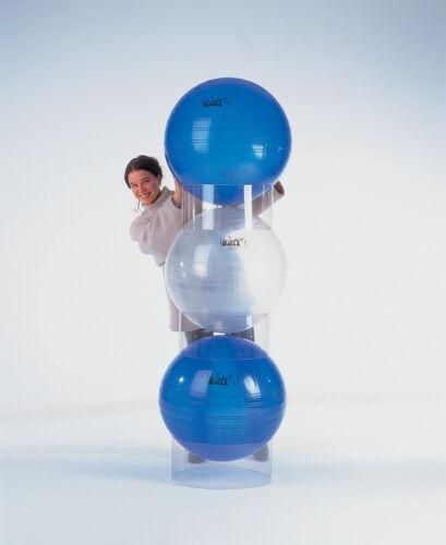 Stapelhilfe für Gymnastikbälle mit 3 Ringen