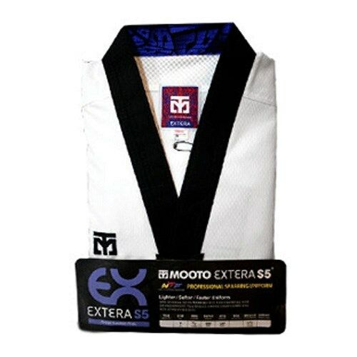 Korea Dobok Korean Tae Kwon Do Mooto WTF Extera S5 Taekwondo Uniform Kukkiwon y