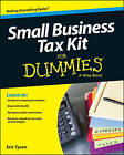 Small Business Taxes For Dummies by Eric Tyson (Paperback, 2014)