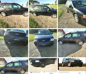 2005 Ford FreeStyle / Taurus X