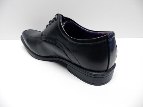 Cérémonie Pour 42 1 Chaussures Mariage Taille Noir Neuf Costume elg 205 Homme xZqfT505w