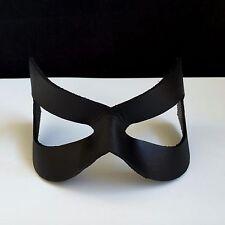BLACK Prom Mask GL Wedding Masquerade Mask Superhero Mask Halloween Robin