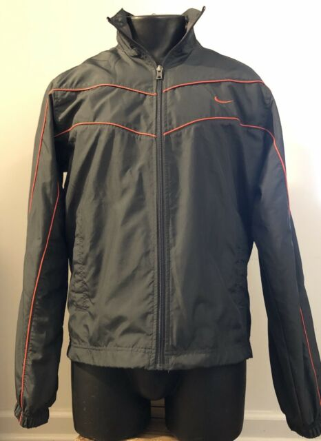 release info on store coupon codes Vintage Nike Windbreaker Jacket RN 56323 Ca 05553 Men's Size Large S