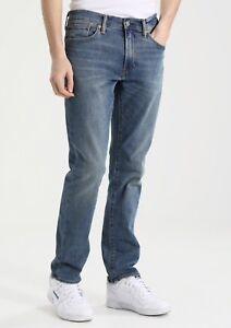 b0921ebf051cc Details zu Levi's 511 SLIM FIT Jeans Thermadapt Straight Leg Alligator  Adapt 04511-2846 L01