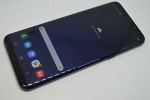 Samsung Galaxy S8+ PLUS SM-G955U 64GB Unlocked GSM AT&T TMOBILE VERIZON #L260