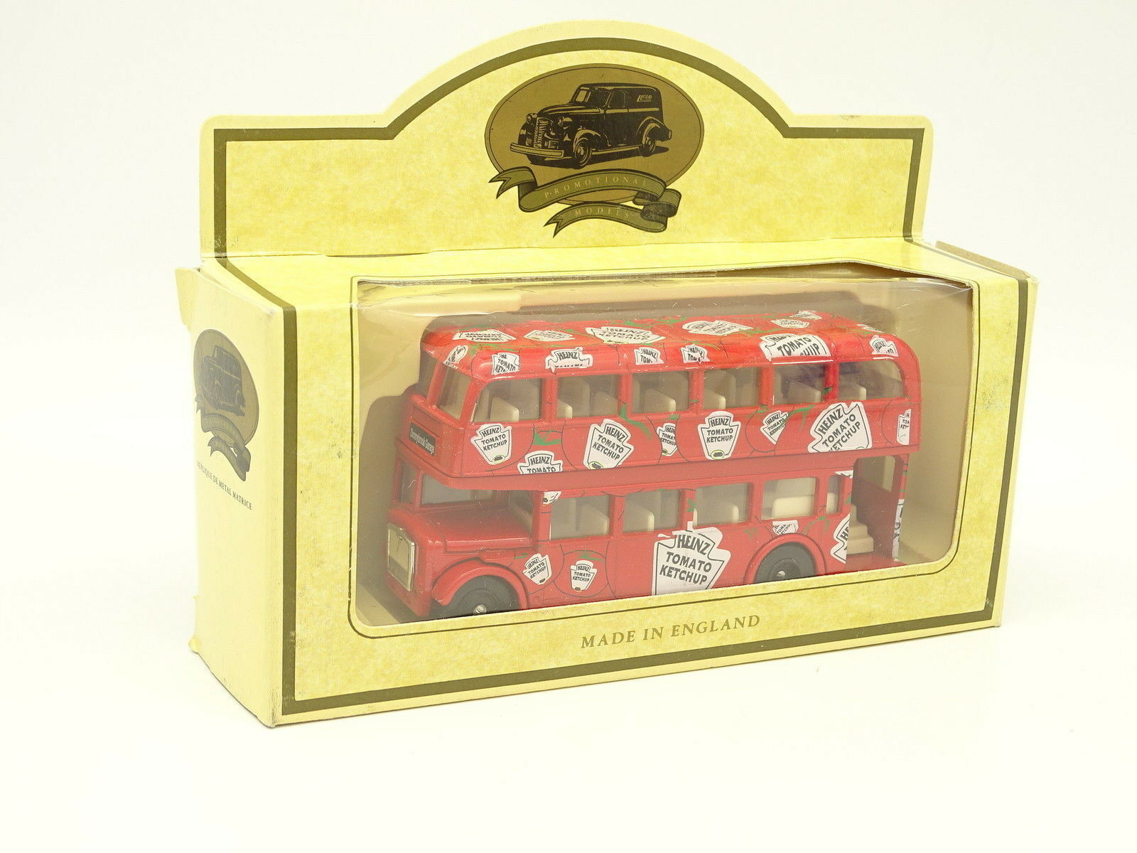 Days Gone 1 76 - Bus Autobus London Bus Heinz Ketchup
