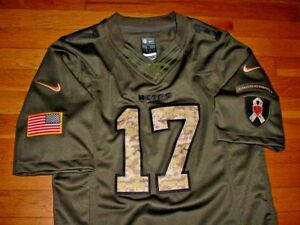 Details about AUTHENTIC Nike NFL Salute to Service Chicago Bears Jersey Alshon Jeffery #17 S