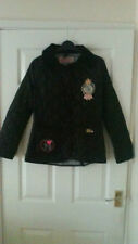 Womens Long Sleeved Jacket - Paul's Boutique Denim - Kings Of Custom - Black XS