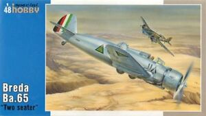 Special-Hobby-1-48-Breda-Ba-65-Two-Seater-48111