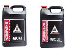 PRO HONDA GN4 4-STROKE MOTORCYCLE OIL 10W-40 1 GAL 08C35-A141L01 ( 2 Pack )