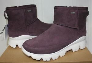 fb76f35cd47 Details about UGG Women's Palomar Sneaker Waterproof Port suede boots New!