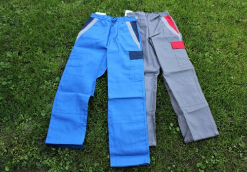 Arbeitshose Berufshose Montagehose Bundhose Arbeitskleidung Willax Kontrast 281