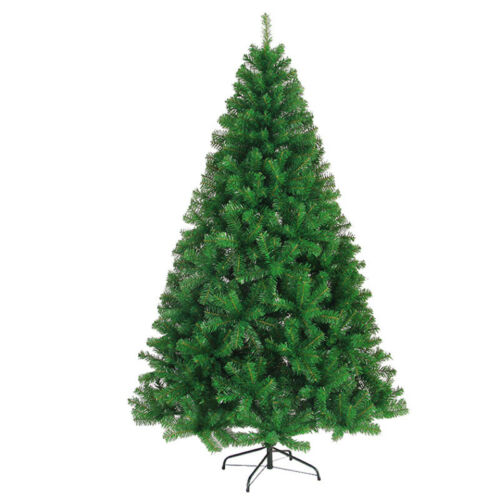 4ft 5ft 6ft 7ft 8ft Christmas Xmas Tree Bushy Colorado Spruce Artificial Trees