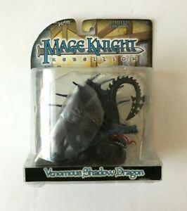 Mage-Night-Rebellion-VENOMOUS-SHADOW-DRAGON-Game-Figure-RPG-Wizkids-NEW-SEALED