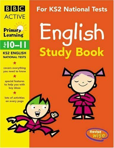 1 of 1 - KS2 Revisewise English Study Book By Wendy Wren