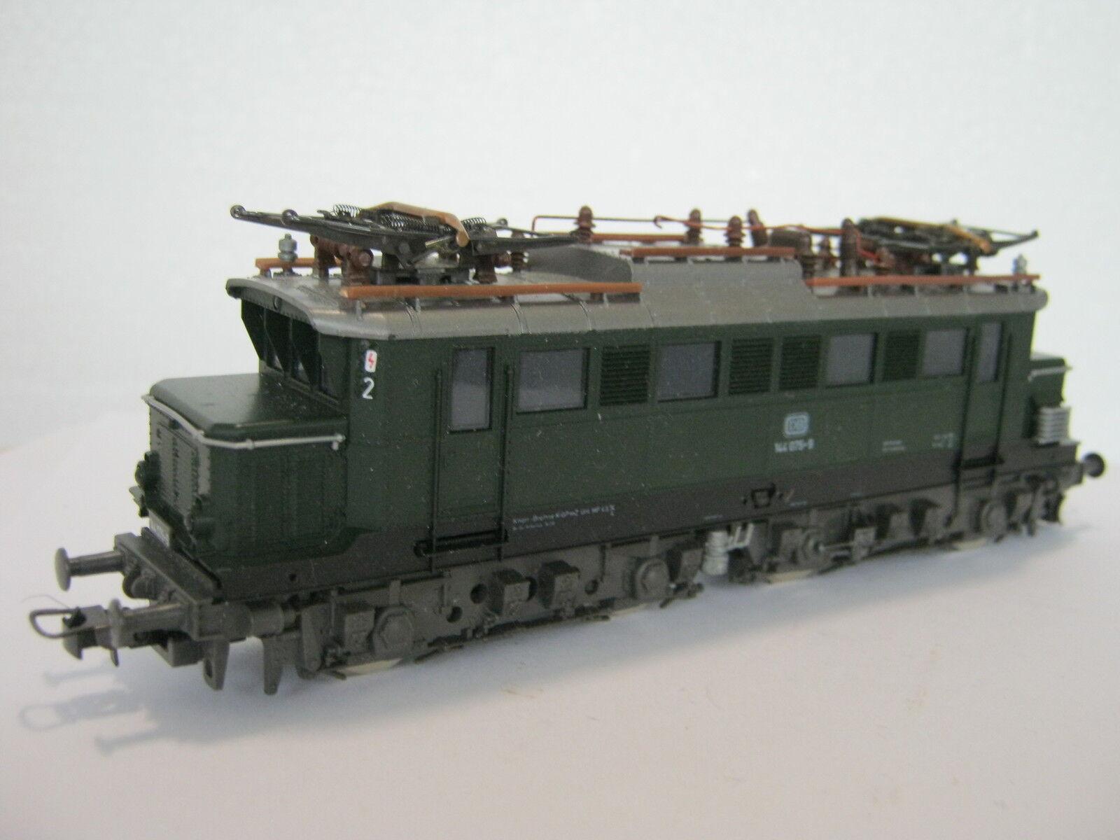 Roco HO 4131 E-LOK BR 114 075-9 DB Green (RG RS 049-38R2 9 7)
