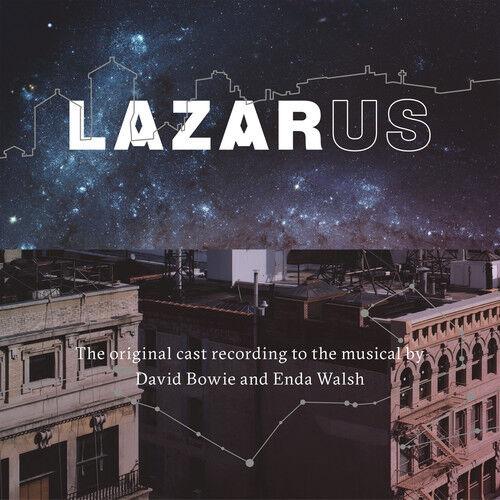 Various Artists - Lazarus Original Cast / Various [New Vinyl] Gatefold LP Jacket