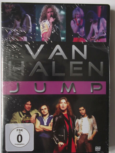 Van Halen - Jump - u.a. Poundcake - Panama - Spanked - In n out - cant drive 55