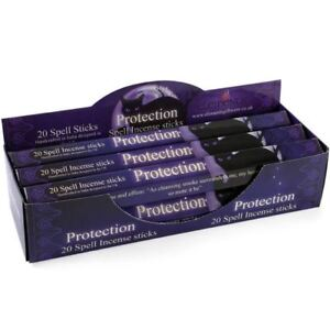 Lisa-Parker-Protection-Black-Cat-Witch-20-Incense-Sticks-Hexagonal-Gift-Pack
