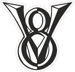 V8-Aufkleber-Sticker-kaufen-V8-Logo-Chevy-Dodge-Ford-Pontiac-Chrysler-Mopar-AMC