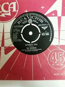 The-Monkees-Alternate-Title-RCA-1604-VG