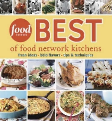 1 of 1 - Food Network Kitchens Favorites Recipes-ExLibrary