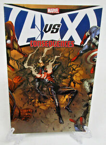 Avengers-vs-X-Men-Consequences-AvX-1-2-3-4-Marvel-Comics-TPB-Trade-Paperback-New