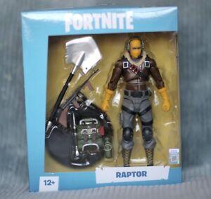 McFarlane Toys Fortnite Raptor Premium Action Figure
