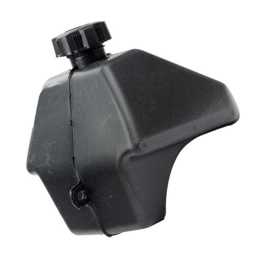 Plastic Petrol Gas Fuel Tank with Cap for 50cc-125cc Dirt Pit Bike ATV Durable
