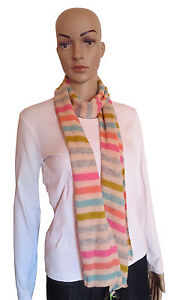 CODELLO-32098313-Poetry-Grunge-Knit-Scarf-Knitted-Winter-Scarf-Wool-NEW-15