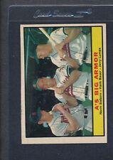 1961 Topps #119 Siebern/Bauer/Lumpe EX/MT *2027