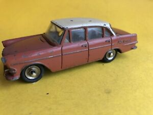 DINKY-TOYS-FRANCESE-FRANCIA-OPEL-OLYMPIA-REKORD