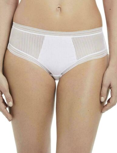 FANTASIE FUSION BRIEFS  3095  IN SAND /& WHITE FREE UK SHIPPING